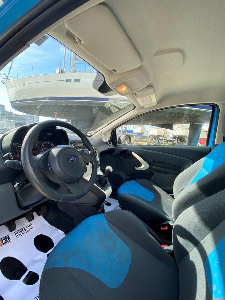 Ford Ka, 1,3 TDCi Titanium, Diesel