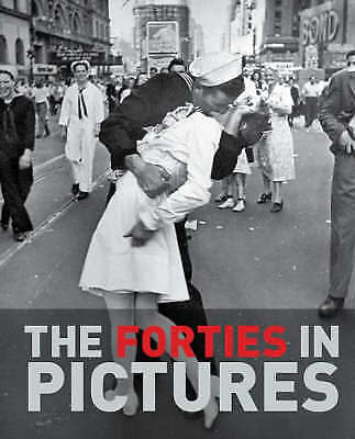 1 of 1 - The Forties in Pictures, James Lescott, Good Used  Book
