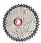 BOLANY MTB 9 Speed Cassete 11-42T Silver//Black Mountain Bike Cassette Freewheel