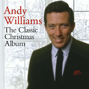 Andy-Williams-The-Classic-Christmas-Album-CD-2013-NEW-Amazing-Value