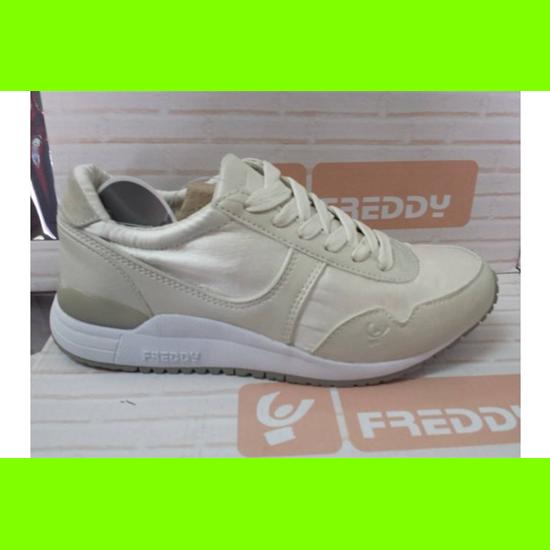 Billig gute Qualität Schuhe Freddy - beige n-36