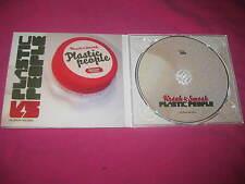 Kraak & Smaak Plastic People 2008 CD Album Breakbeat Downtempo Funk Dance