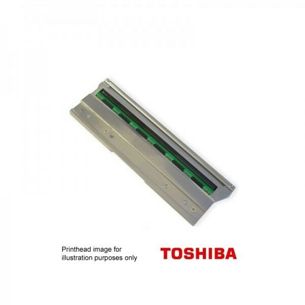 GENUINE Toshiba/Tec SX4 printhead 7FM01641000 print head
