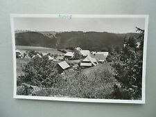 Ansichtskarte Urberg Rasthaus Alpenblick 1953 Schwarzwald (3)