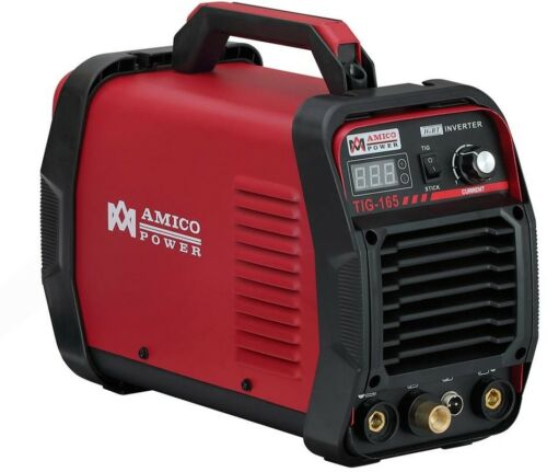 AMICO POWER Amico 160 Amp High Frequency TIG Torch//Stick//ARC DC Inverter Welder
