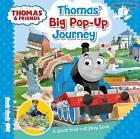 Thomas & Friends: Thomas' Big Pop-Up Journey by Egmont Publishing UK (Novelty book, 2016)
