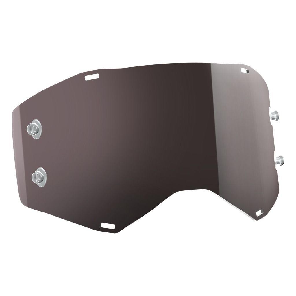 ORIGINAL Scott Prospect Recambio Cromado Compatible Gafas Desprendibles