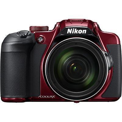 Nikon B700 Red