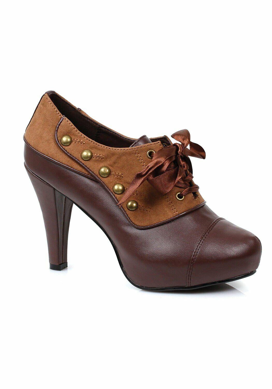 Ellie shoes 414-STEAM Women's 4 Inch Heel Pointy Toe Pump
