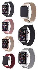 Metal-Steel-Milanese-Mesh-Loop-Magnetic-iwatch-Band-for-Apple-Watch-38mm-40mm