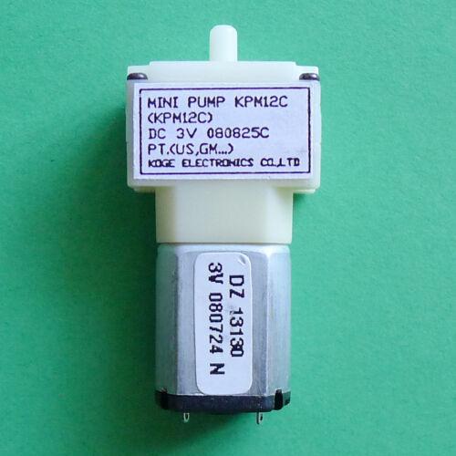 KPM DC 3V Aquarium Oxygen Circulate Mini Air Pumping Motor