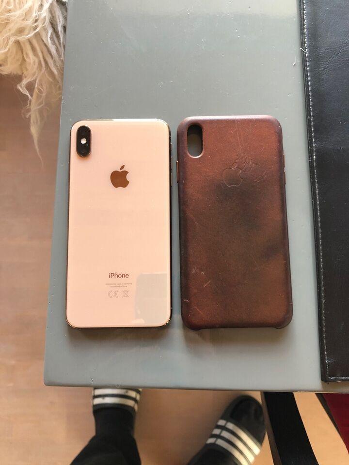 iPhone XS Max, 256 GB, hvid