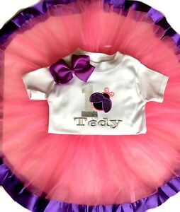 Birtday Girl,Baby Tutu Dress 1st,2nd,3rd,4th,5th Personalised Outfit Gift