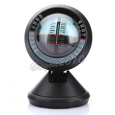 Car Inclinometer Clinometer Angle Level Finder Tool Slope Gauge offroad 4x4 New