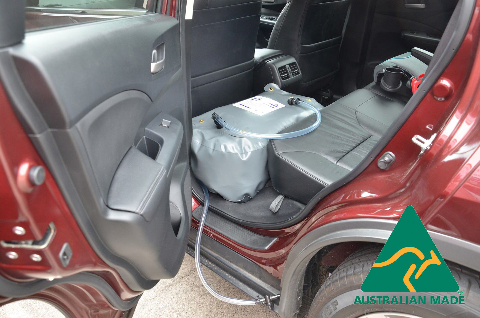 60L Water Bladder  Box Type Water Tank for SUV, 4wd and 4x4 Accessories - DW60B