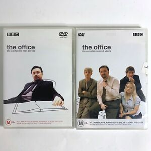 The-Office-UK-DVDs-Season-1-Good-Condition-amp-Season-2-Sealed