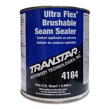 1 Quart Transtar Ultra Flex Brushable Auto Body Flexible Seam Sealer 4164 Gray