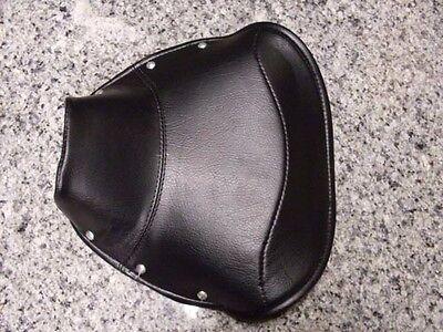 Vespa solo driver seat saddle BLACK COVER VBA VBB VNA VNB V8043