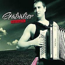 Herzwerk-von-Gabalier-Andreas-CD-Zustand-gut