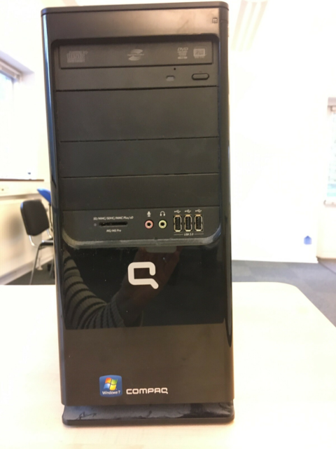 HP, Compaq 315eu - MT, AMD Athlon ™ II X2 215 2,70 Ghz, 2…
