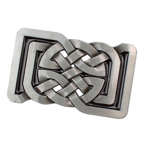 Rectangle-Celtic-Viking-Knot-Belt-Buckle-Western-Cowgirl-Cowboy-Rodeo