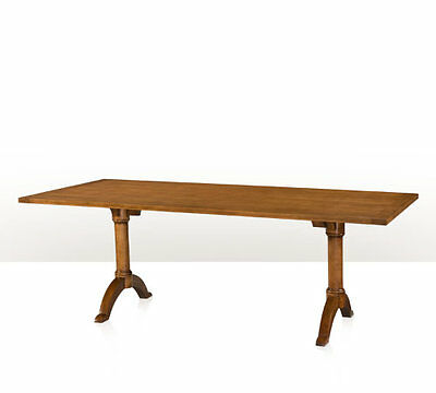 Theodore Alexander Furniture Keno Brothers The Shaker Tiger Maple Dining  Table