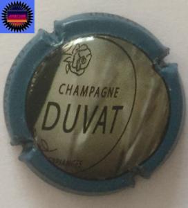 Capsule-de-Champagne-DUVAT-ALBERIC-Contour-Bleu