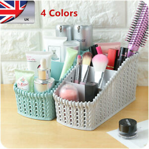 Laundry-Holder-Home-Organizer-Storage-Plastic-Basket-Box-Bin-Clothes-Container-A