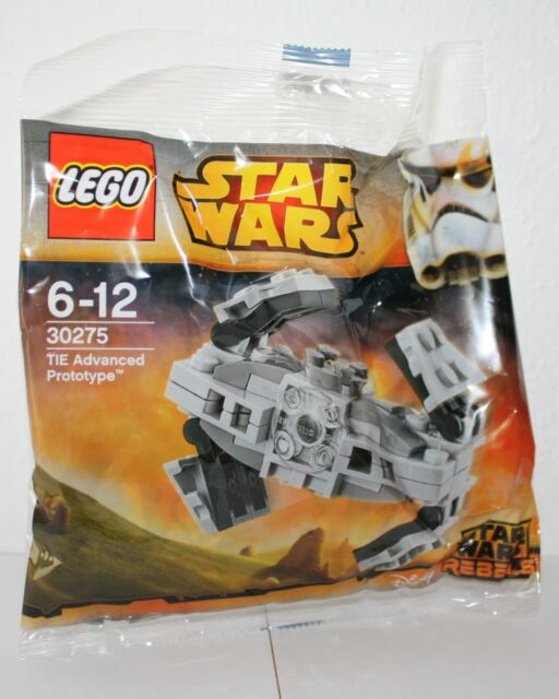 Lego 30275 Star Wars Mini Tie Advanced Prototype Polybag Neu Ovp