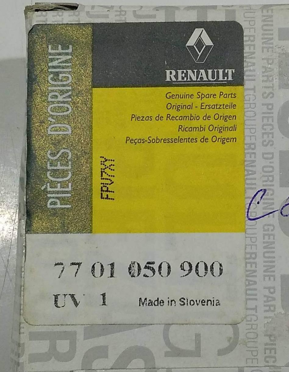 7701050900 RENAULT CLIO II THALIA WIDERSTAND GEBLÄSEREGLER