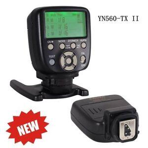 Yongnuo-YN560-TX-II-Flash-Wireless-Trigger-For-Nikon-YN560III-IV-YN660-YN968