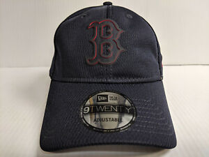 hot sale online e3db9 342e2 Image is loading Boston-Red-Sox-Cap-New-Era-9Twenty-Adjustable-