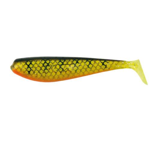 Fox Rage Persico Pro SHAD 7,5cm GOMMA pesce tutti i colori Pro Shop
