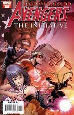 Avengers The Initiative (2007-2010) Ann. #1