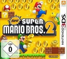 NINTENDO 3DS NEW SUPER MARIO BROTHERS 2 * Neuwertig