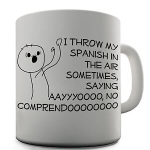 office mug. Image Is Loading Spanish-Funny-Design-Novelty-Gift-Tea-Coffee-Office- Office Mug