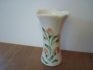 VINTAGE CINQUE PORTS POTTERY RYE MONASTERY SWEET PEAS  VASE APPROX 575034 TALL - Luton, Bedfordshire, United Kingdom - VINTAGE CINQUE PORTS POTTERY RYE MONASTERY SWEET PEAS  VASE APPROX 575034 TALL - Luton, Bedfordshire, United Kingdom
