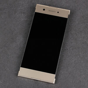 SONY-XPERIA-XA1-G3121-LCD-Display-Screen-Touchscreen-Rahmen-ORIGINAL