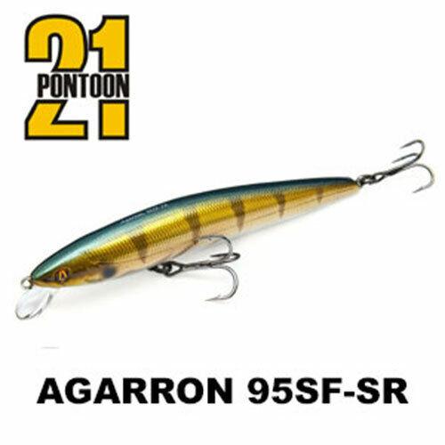 PONTOON21 Agarron 95SF-SR