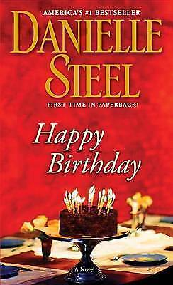 1 of 1 - Happy Birthday, Steel, Danielle, Very Good Book