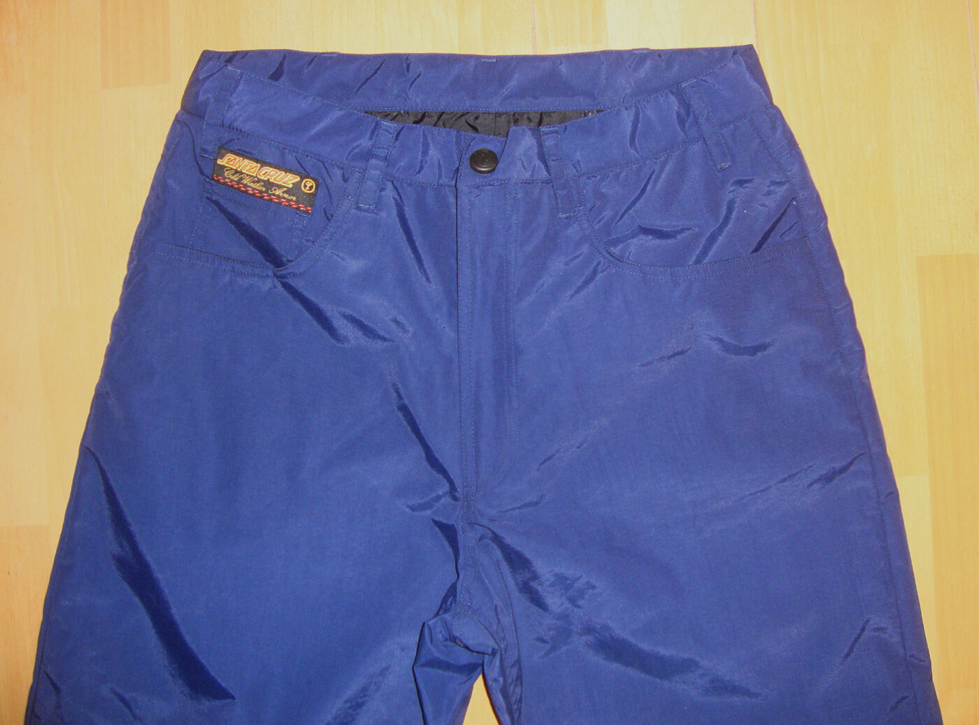 Santa Cruz Cruz Cruz - Snowboard Hose - Cutt Hose - blau 76.2cm Größe - Größe  mittelgroß d7a3c7