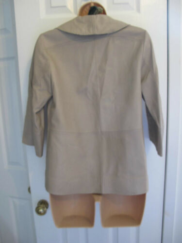 Condition Jacket 3 Sleeves 60's Stylein Inspired And In Leather Excellent 4 Very xIHwf1qp