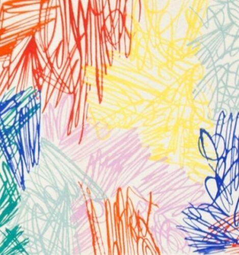 Alexander Henry Scritch Scratch 8454A Prism Scritch Scratch Cotton Fabric BTY