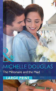 The-Millionaire-and-the-Maid-by-Michelle-Douglas-Hardback-2015