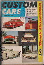 Custom Cars 1/60 10 best Customs + 1954 Buick 1959 Chevrolet Ford Sports Custom