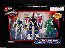 BanDai SPD Power Rangers Ultimate S.P.D. Set in Box NEW