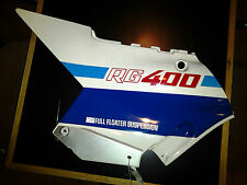 Suzuki RG400 body panel left hand used RG500
