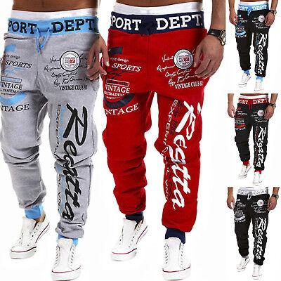 DGdolph Pantalones de ch/ándal Suaves Pantalones har/én Hombres Hip Hop Casual Pantalones callejeros Populares L/ápiz Negro L