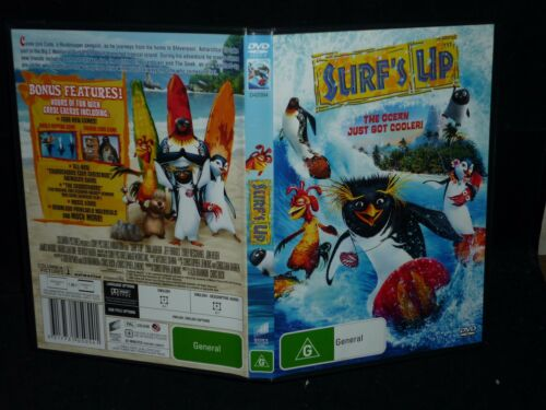 1 of 1 - SURF'S UP (DVD, G)