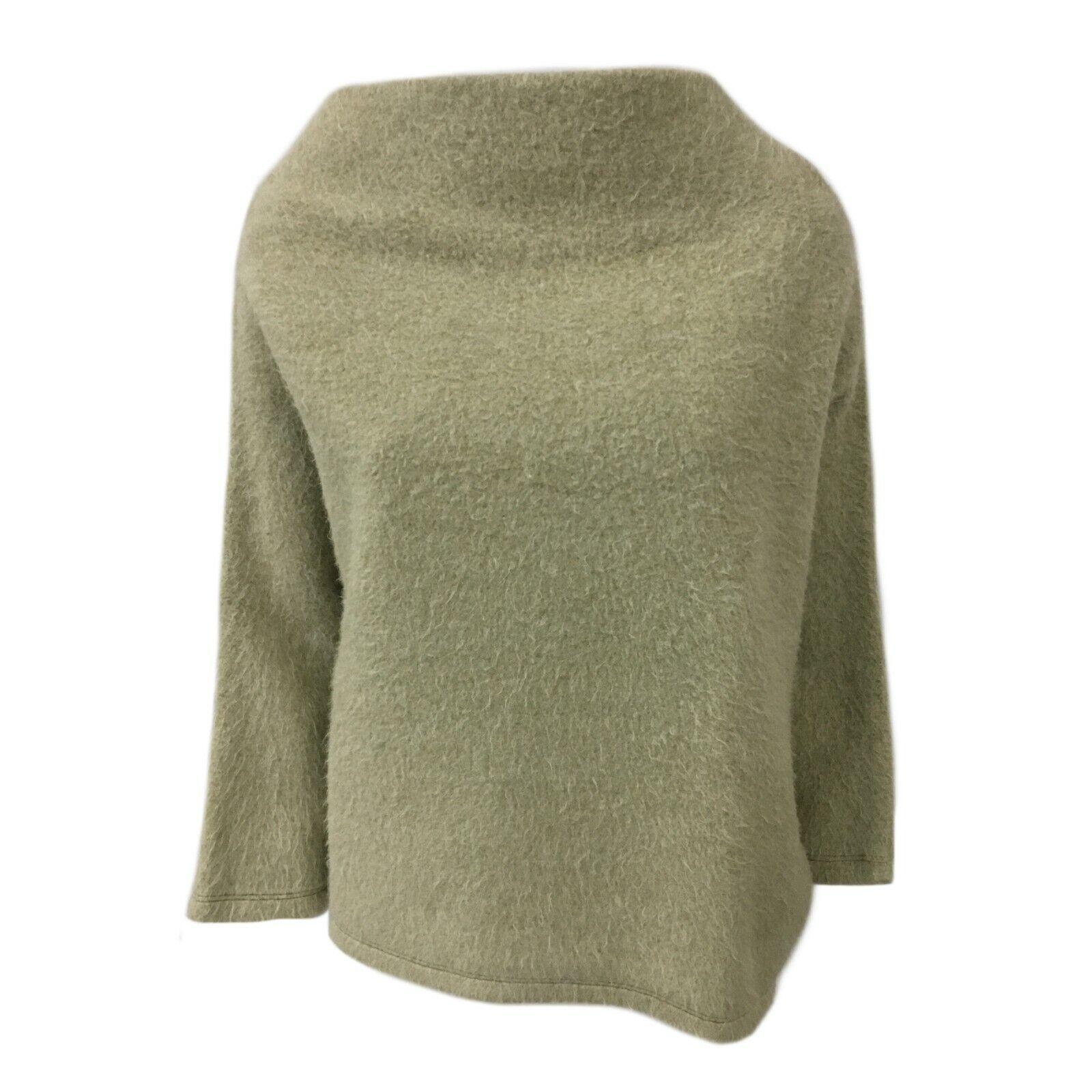 BKØ Frauen Sweatshirt MOOS mod DD18422 63% Baumwolle 32% Wolle 5% Elasthan